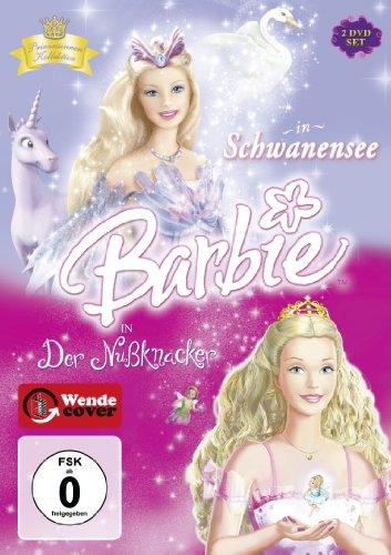 Barbie in: Der Nussknacker / Barbie in Schwanensee [2 DVDs]