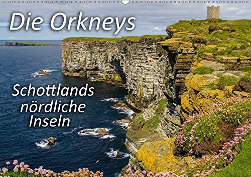 Die Orkneys - Schottlands nördliche Inseln (Wandkalender 2020 DIN A2 quer): Die Orkneys - Schottlands nördliche Inseln (Monatskalender, 14 Seiten )
