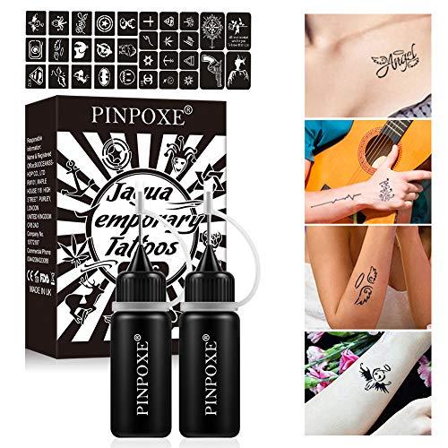 PINPOXE -  Tattoofarbe Schwarz,