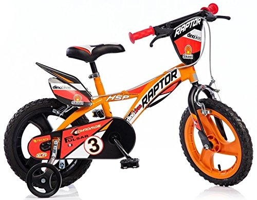 Dino Bikes - Bicicletta Serie Raptor Boy 16'' - 616L