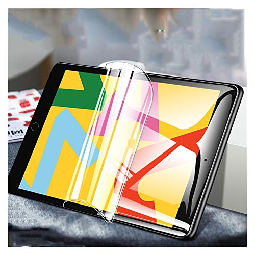 BHPP KPBHD Hydrogel Film For Ipad Pro 2020 11 12.9 Inch Screen Protector For Ipad 7 2019 10.2 Soft Film For Ipad Pro 2018 10.5 Full Cover (Color : IPad 7 2019 (10.2))