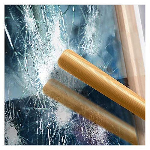 BDF S4MS15 Window Film Security and One Way Mirror Silver 4 Mil (36in X 50ft)