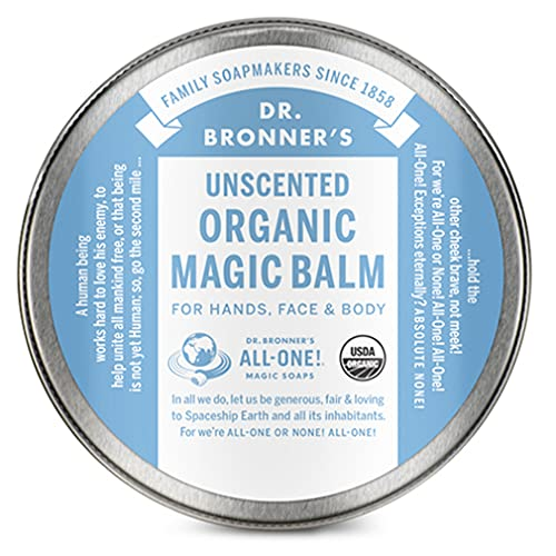 Dr. Bronner's - Organic Magic Balm (Baby Unscented, 2 Ounce) - Made...