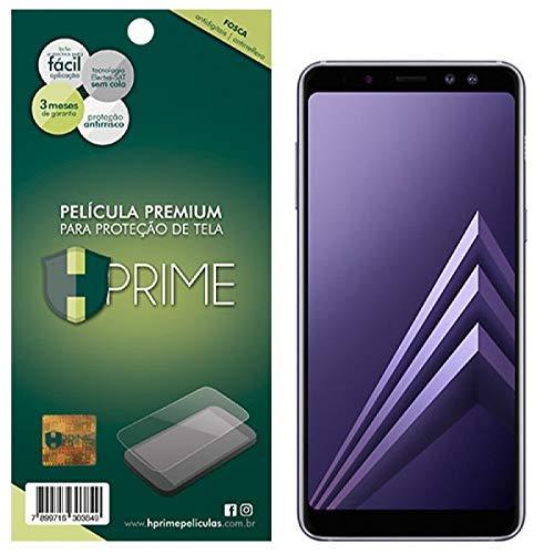 Pelicula Hprime Fosca para Samsung Galaxy A8 Plus 2018, Hprime, Película Protetora de Tela para Celular, Transparente