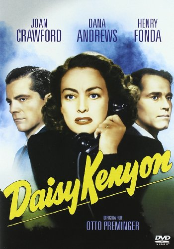 Daisy Kenyon (Import Dvd) (2011) Joan Crawford; Dana Andrews; Henry Fonda; Rut