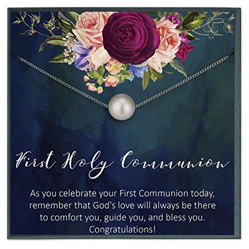 Grace of Pearl - Regalo de primera comunión para niñas y mujeres