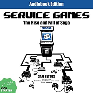Service Games cover art
