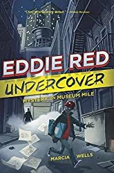 Eddie Red Undercover mystery book