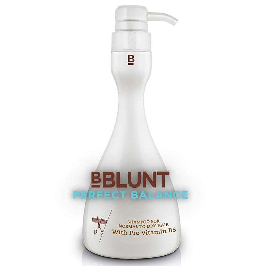 幻滅するワインインシデントBBLUNT Perfect Balance Shampoo for Normal to Dry Hair, 400ml