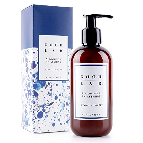 Good Lab Blooming and Thickening Conditioner for Men and Women, DHT-Blocker Conditioner for Hair Growth