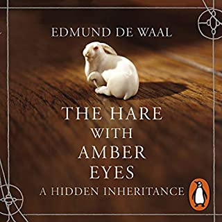 The Hare with Amber Eyes cover art