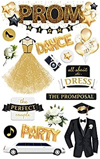 Paper House Productions Dimensional Sticker (3 Pack), 3 Piece