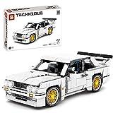 ColiCor Technic Sports Car Model, 678pcs Kits de modelismo de Coche Deportivo para Speed Champions, Technic Modelo Juguete de Coche de Carreras Compatible con Lego