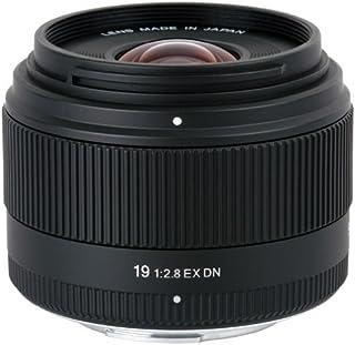 シグマ 19mm F2.8 EX DN MFT マイクロフォーサーズ用 デジタル専用 単焦点 広角