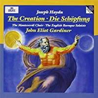 Haydn, J.: The Creation by English Baroque Soloists (1900-08-03)
