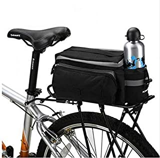 Bike Bag Saddle Back Seat Pouch Bicycle Pack Riding Equipment Pannier Outdoor Sports Basket
