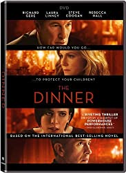 The Dinner on Blu-ray, DVD, and Digital HD