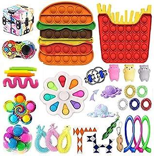 Biayxms Fidget Packs, Fidget Toy Pack Figit Toys Packages...