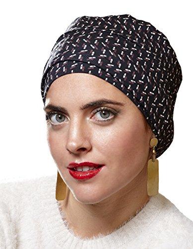 Belle Turban Kilma Pañuelo para la Cabeza, Multicolor (Siga Saga 105), One Size (Tamaño del fabricante:One Size) para Mujer