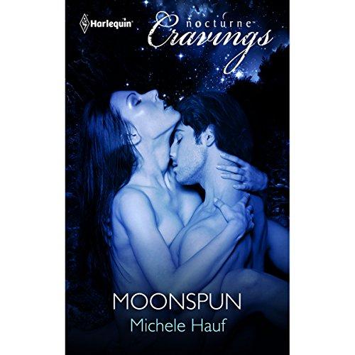 Moonspun audiobook cover art