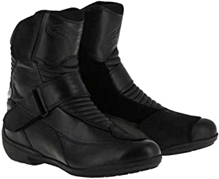 Alpinestars Women's Stella Valencia Waterproof Boots - 10 US / 42 Euro/Black