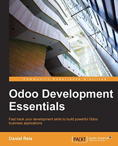 Odoo Development Essentials (English Edition)