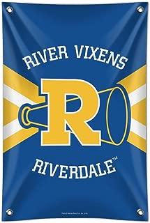 GRAPHICS & MORE Riverdale River Vixens Cheer Logo Home Business Office Sign - Vinyl Banner - 22