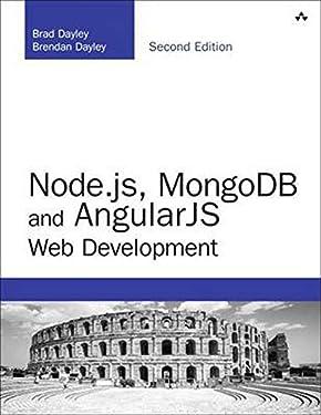 Node.js, MongoDB and Angular Web Development (Developer's Library)