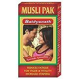 Baidyanath Musli Pak - Made with Pure Safed Musli for Strength and Vitality - 250g