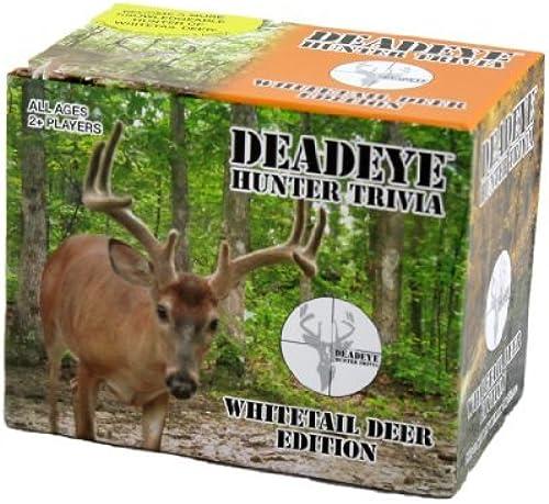 Deadeye Weißtail Deer Hunter Trivia Card Game by Deadeye Hunter Trivia