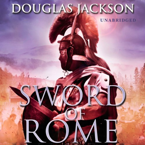 Sword of Rome audiobook cover art