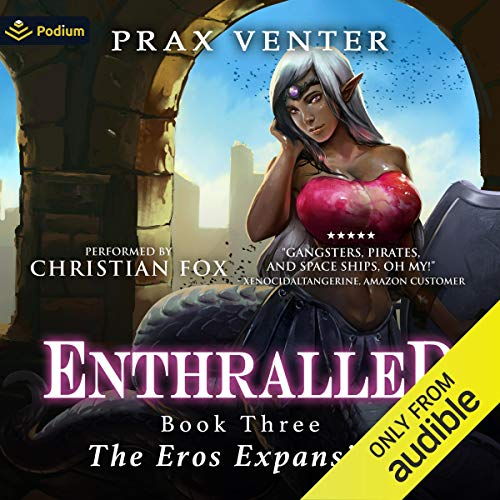 The Eros Expansion cover art