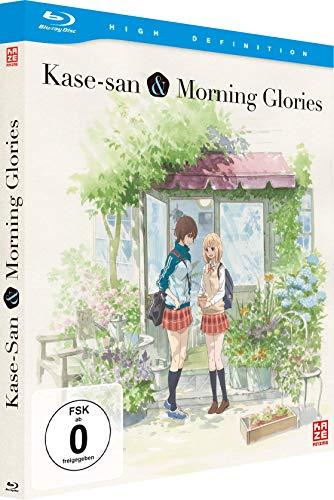 Kase-san and Morning Glories - Blu-ray