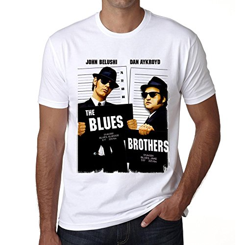 One in the City Blues Brothers: Men's T-Shirt Celebrity Star