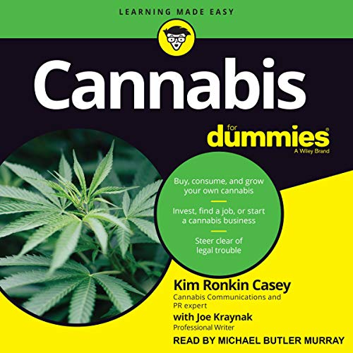 Couverture de Cannabis for Dummies