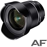 SAMYANG 単焦点広角レンズ AF 14mm F2.8 ソニー αE用 オートフォーカス対応 フルサイズ対応