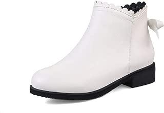 BalaMasa Womens ABS13892 Pu Boots