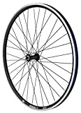<span class='highlight'>wheel</span>sON 700c <span class='highlight'>Front</span> <span class='highlight'>Wheel</span> Hybrid/Mountain <span class='highlight'><span class='highlight'>Bike</span></span> Rim-Brake 36H Black Quick Release