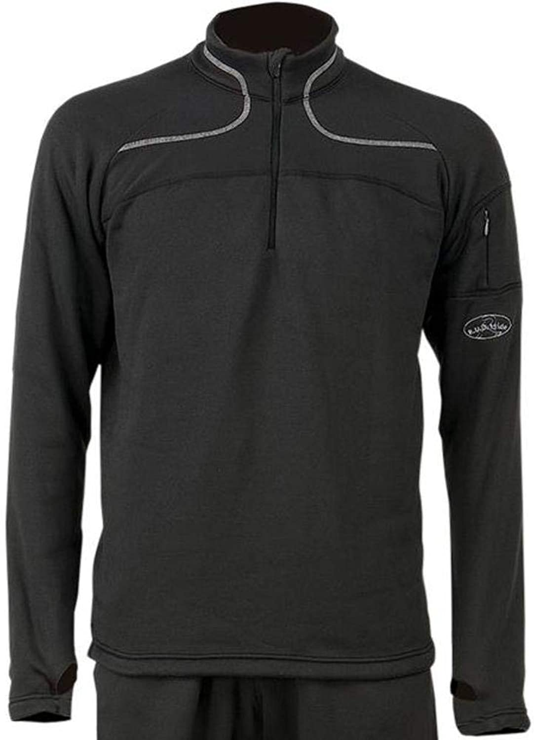 R.U.Outside Women's Thermo Motion Micro Fleece Half Zip Top