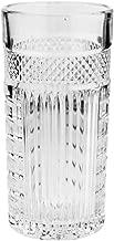 Cj 6 Copos Long Drink de Cristal Santorini 215ml Lyor