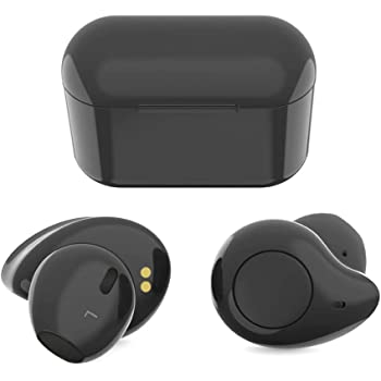Amazon Com True Wireless Earbuds Willful T1 Bluetooth Earbuds Wireless Earphones Headphones Hd Stereo Sound Clear Call 20h Playtime Earbuds With Microphone Charging Case Compatible Iphone Samsung Android Black