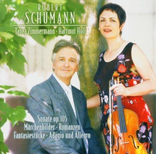 SCHUMANN: Werke für Viola und Klavier