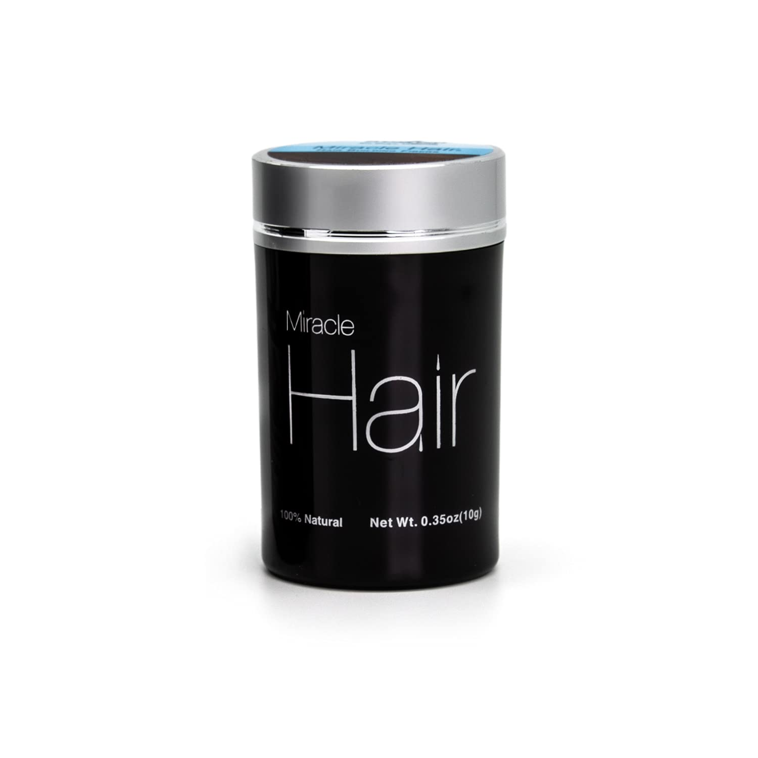 Max 84% OFF MIRACLE HAIR 10 Gram Bottle: Premium Ha Fixed price for sale Thinning Hair For Fibers