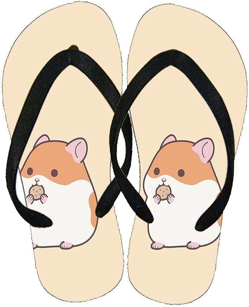 For Flip Flops Unique For Girl Soft Tpu Have Hamster