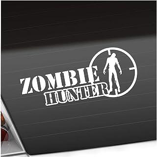 KIWISTAR Aufkleber   Zombie Hunter Fadenkreuz Jagd Killer   Autoaufkleber Sticker Bomb Decals Tuning Bekleben