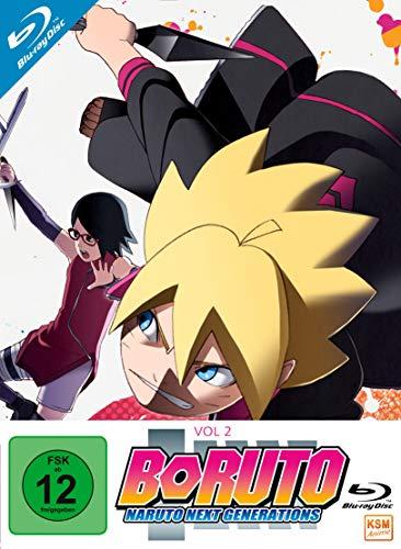 Boruto - Volume 2:  Episode 16-32 [Blu-ray]