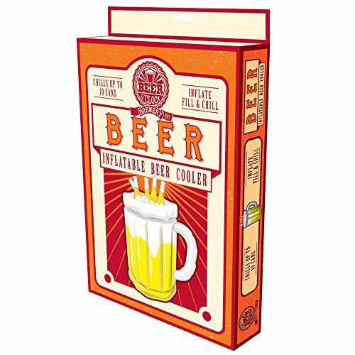 Beer O'Clock Refrigeratore gonfiabile per birra