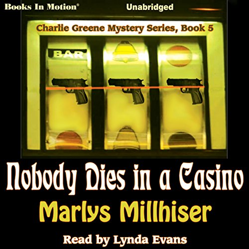 Nobody Dies in a Casino audiobook cover art