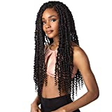 MULTI PACK DEALS! Sensationnel Crochet Braids Lulutress Passion Twist 24' (5-PACK, 1B)