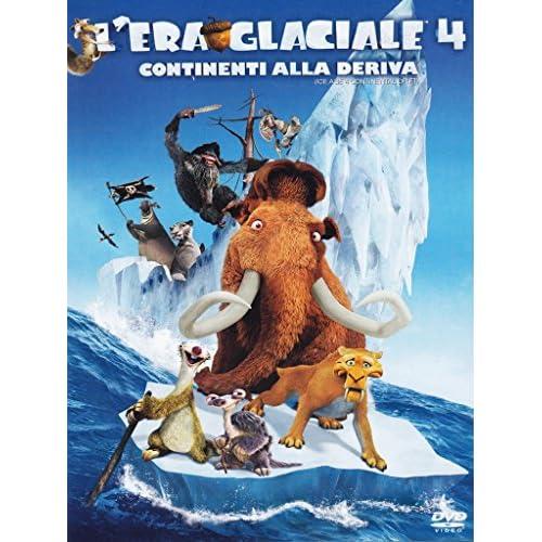 L'Era Glaciale 4-Continenti Alla Deriva